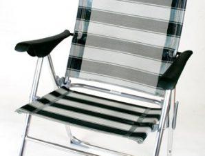 Καρέκλα Summer Club αλουμινίου ψηλή