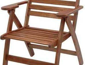 Καρέκλα πτυσσόμενη Twarm