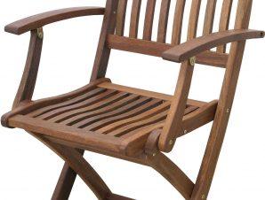 Καρέκλα Red Shorea II