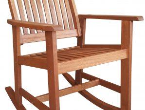 Καρέκλα Meranti Rocking