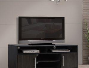 Επιπλο τηλεόρασης σε χρώμα ζεμπράνο 120x40x54,5