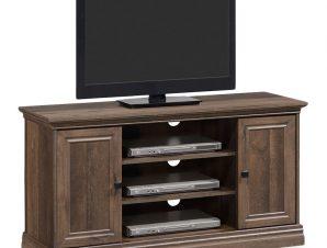 Έπιπλο τηλεόρασης «MOZART» από mdf σε χρώμα καρυδί 121x40x65