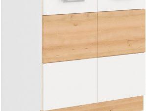 Επιδαπέδιο ντουλάπι Fresco 80 ZL