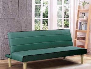Καναπές – Κρεβάτι Biz Ε9438,3 167x75x70cm/167x87x32 Green