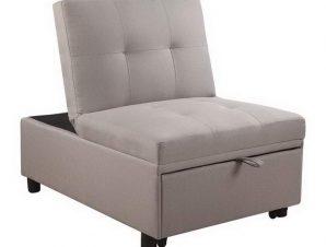 Πολυθρόνα – Κρεβάτι Imola Ε9921,03 75x106x90/75x172x44cm Cappuccino