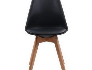Καρέκλα Martin ΕΜ136,24 49x57x82cm Black