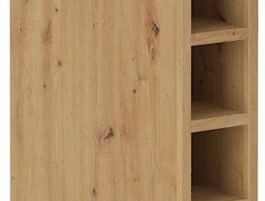 Επιδαπέδιο ντουλάπι με ράφια Artista 15 D