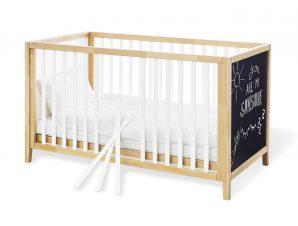 Βρεφικό κρεβάτι Calimero με μαυροπίνακα