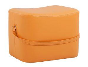 Σκαμπώ Με Pu Κίτρινο 50x34x35Υεκ. Freebox FB98630.30 (Υλικό: PU, Χρώμα: Κίτρινο ) – Freebox – FB98630.30