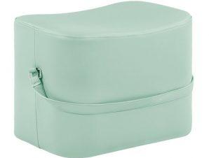 Σκαμπώ Με Pu Φυστικί 50x34x35Υεκ. Freebox FB98630.03 (Υλικό: PU, Χρώμα: Φυστικί) – Freebox – FB98630.03
