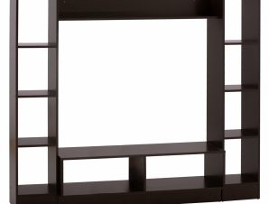 Σύνθεση Τηλεόρασης Μελαμίνης Wenge 181×29,5×145εκ. Freebox FB92255.01 (Υλικό: Μελαμίνη, Χρώμα: Wenge) – Freebox – FB92255.01