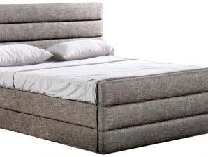 Επενδυμένο κρεβάτι Helen