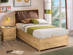 Παιδικό κρεβάτι με αποθηκευτικό χώρο MO-1705
