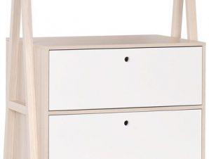 Συρταριέρα Spot Young Mini-Λευκό