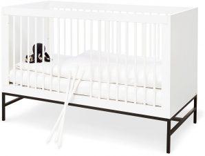 Βρεφικό κρεβάτι Steel