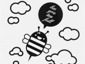 """Μεταλλική επιφάνεια ντουλαπιού Young """"Bee"""""""